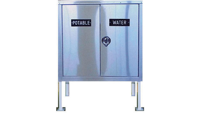 Potable Water Cabinets | AviationPros.com