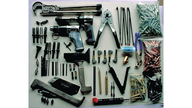 Master Sheet Metal Tool Kit Aviationpros Com