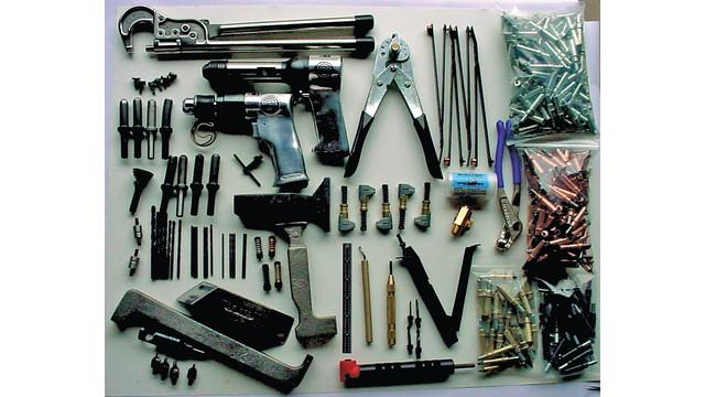 Master Sheet Metal Tool Kit Aviationpros Com