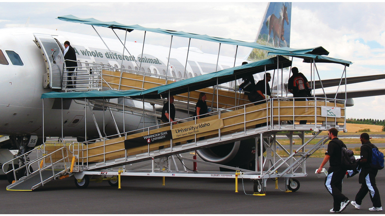 Boarding Ramp Aviationpros Com