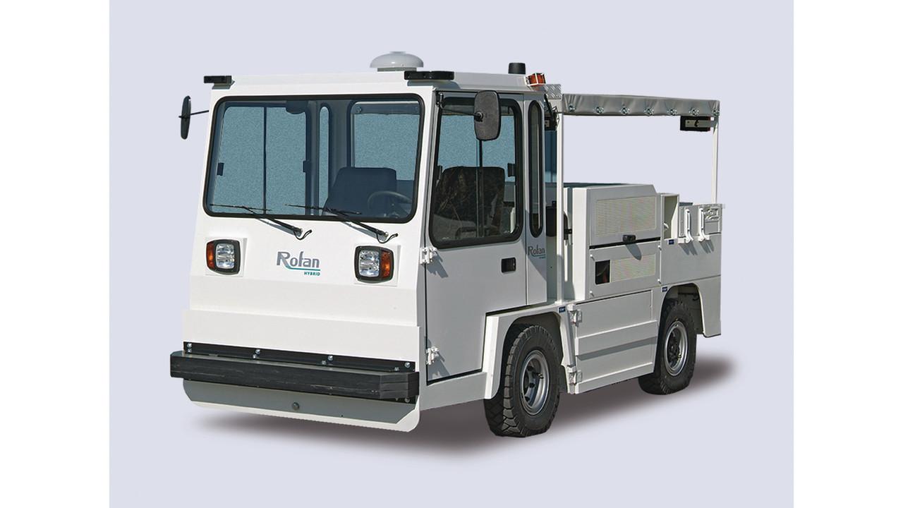 Cargo Baggage Tractor Aviationpros Com