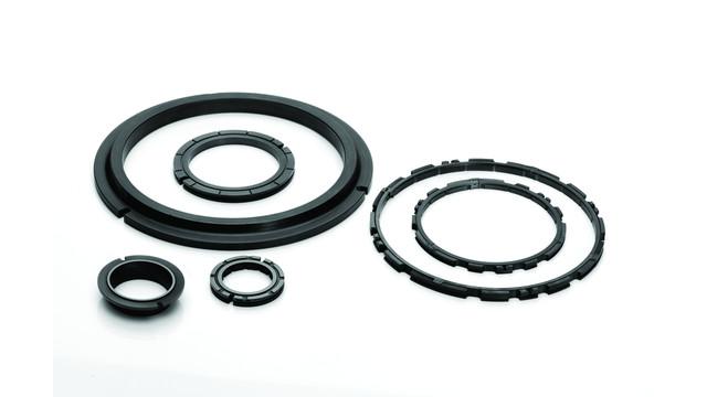 turbine engine seal applications