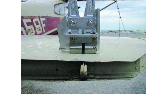Airframe Technology Repair On Thin Skinned Aircraft