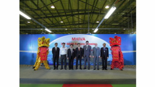 MHIVA, Commercial Aircraft Manufacturer in Vietnam, Launches New Factory with Production of Passenger Doors for Boeing 777