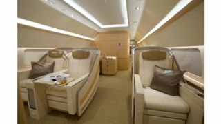 Comlux America Completes Two New VIP Cabins for Customers Based in Asia
