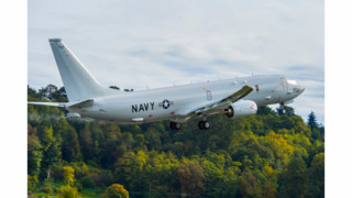 Boeing Delivers 18th P-8A Poseidon to U.S. Navy