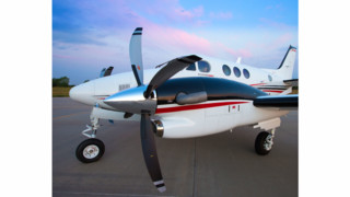 Beechcraft Announces Performance Upgrades to King Air C90GTx