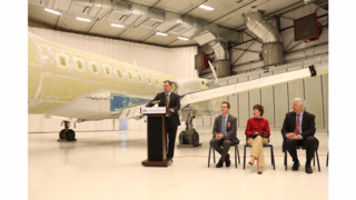 C&L Officially Opens Aircraft Paint Hangar