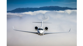 Cessna Citation X+ Sets Coast-to-coast Speed Record