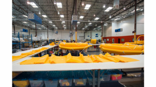 DART Inaugurates New Center of Excellence for Emergency Flotation Equipment