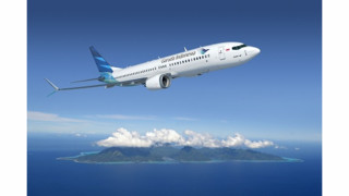 Boeing, Garuda Indonesia Announce Order for 50 737 MAX 8s