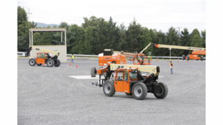 New JLG Customer Training Center And Proving Grounds Graduates First Classes