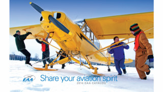 Share the Spirit of Aviation Year-round Through EAA's New Merchandise Catalog