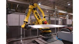 Robotic Blade Grinder