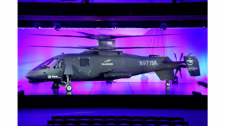 Sikorsky Collaborates with LORD to Unveil S-97 Raider