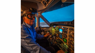 "Elbit Systems Awarded Frost & Sullivan ""New Product Innovation Leadership in Commercial Aviation"" for its Skylens™ Wearable Head-Up Display"