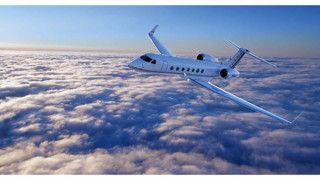 Crane SmartStem Certified For Gulfstream Jets