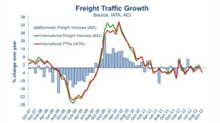 IATA: Outlook Rosy For Global Air Cargo Shipments