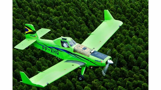 Embraer celebrates 10th anniversary of ethanol-powered Ipanema