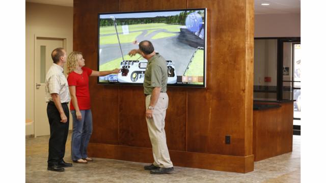 JLG Adds Custom Simulator To Its Training Tools