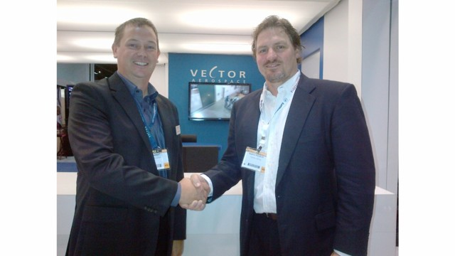 Vector Aerospace Inks Engine Services Agreement with Aerway Leasing, LLC