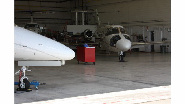 The Business of Maintaining a Business Aircraft