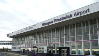 Ground Service Provider At Glascow Prestwick Airport Says Government Has Put Company 'Out Of Business'