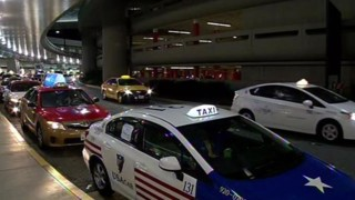 SFO Taxi Protest Causes Gridlock, Headaches