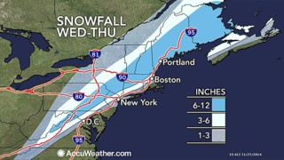 Storm May Snarl Trip For Thanksgiving Travelers