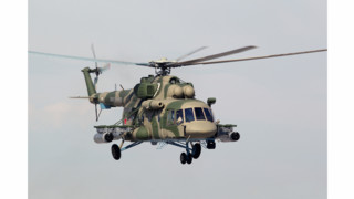 Russian Helicopters Achieve Import Substitution Success in Mi-8AMTSh-V Helicopters