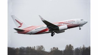 Boeing Delivers First Direct Purchase 737-700 to Ruili Airlines