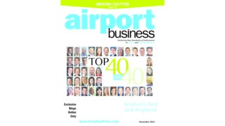 Airport Business Celebrates The Best And The Brightest Among Aviation's Up-and-comers