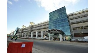 Charlotte Douglas International Airport's New Parking Deck Opens, Adding 4,000 Spaces