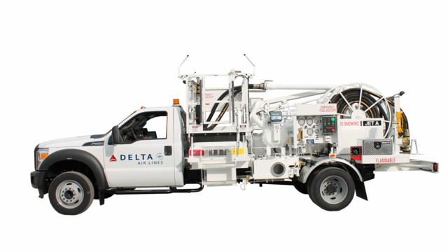 Delta Selects BETA Fueling Systems For Its Hydrant Dispenser Trucks