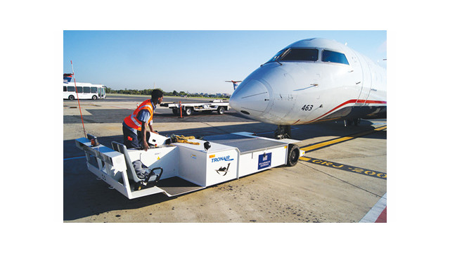 Aviall Expands Stock For Tronair GSE