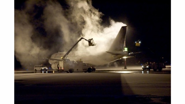 Montreal-Trudeau Airport, Aero Mag Inaugurates Deicing Fluid Recovery And Reuse Facility