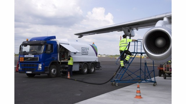 Baltic Ground Services To Provide Ground Handling And Fueling Services To Travel Service Airlines