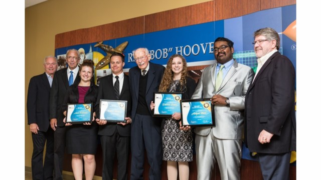 Citation Jet Pilots, Embry-Riddle Name 2015 Bob Hoover Presidential Scholarship Winners