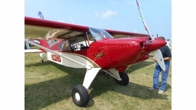 Two Bearhawk Aircraft Receive Workmanship Awards