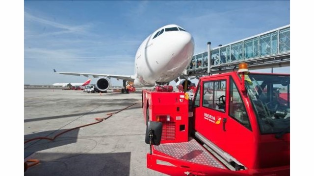 Iberia Airport Services Renews Handling Contract with Lufthansa