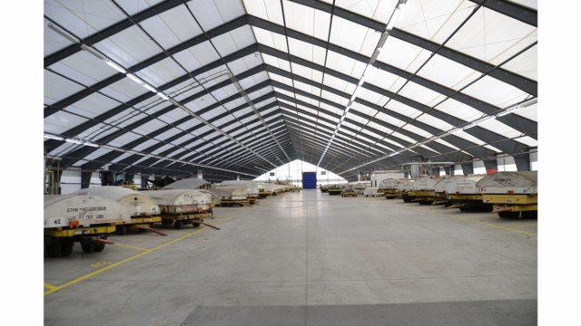Legacy To Offer Tension Fabric Buildings With Rigid Frame For Aircraft Hangars, Storage