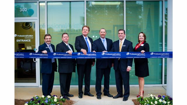 Professional Aviation Associates Celebrates New Location