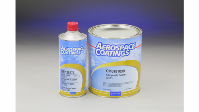 New Composite Surfacer Introduced by Sherwin-Williams Aerospace Coatings