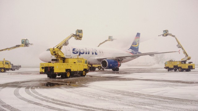 Integrated Deicing 'Gets The Spirit' In Detroit
