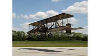 EAA Invited to Support Construction of 'New' Wright 'B' Flyer at Brothers' Original Factory
