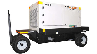 JetEx-6D Cummins QSB Diesel-28.5VDC Power