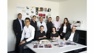 Jet Aviation Basel Design Studio Selected in Top 25 of 600 Designers and Architects