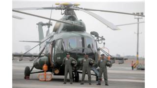 New Mi-171Sh Helicopters Praised by Peru's Leadership