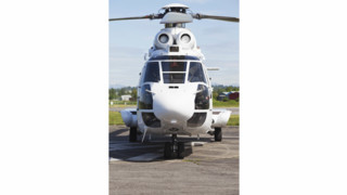 Vector Aerospace Announces FAA and EASA certification for AS332C, L & L1 HTAWS STC