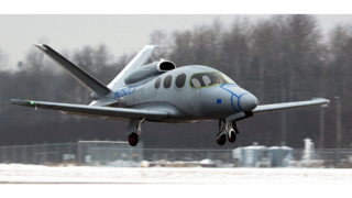 Final Conforming Vision SF50® Personal Jet Takes Flight to Complete Certification Fleet